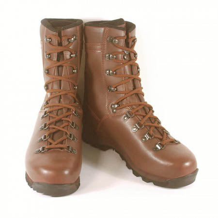 Lowa Boots Elite Light Mod Brown Boot