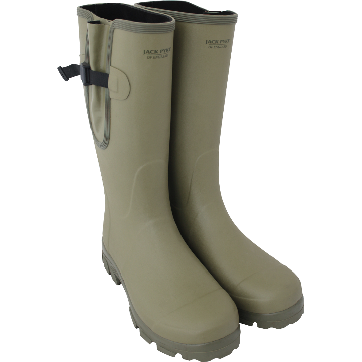 Jack Pyke - Ashcombe Gusseted Wellington Boot