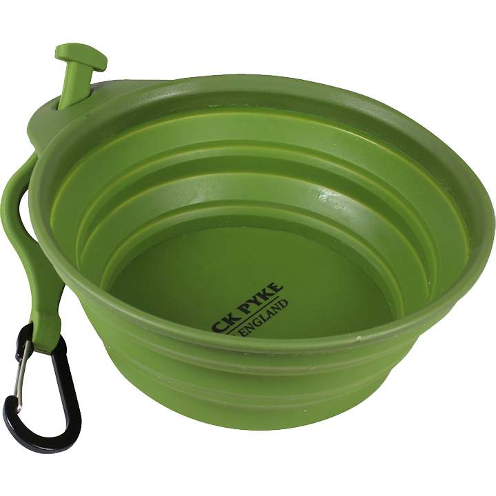 Jack Pyke - Deluxe Folding Dog Bowl