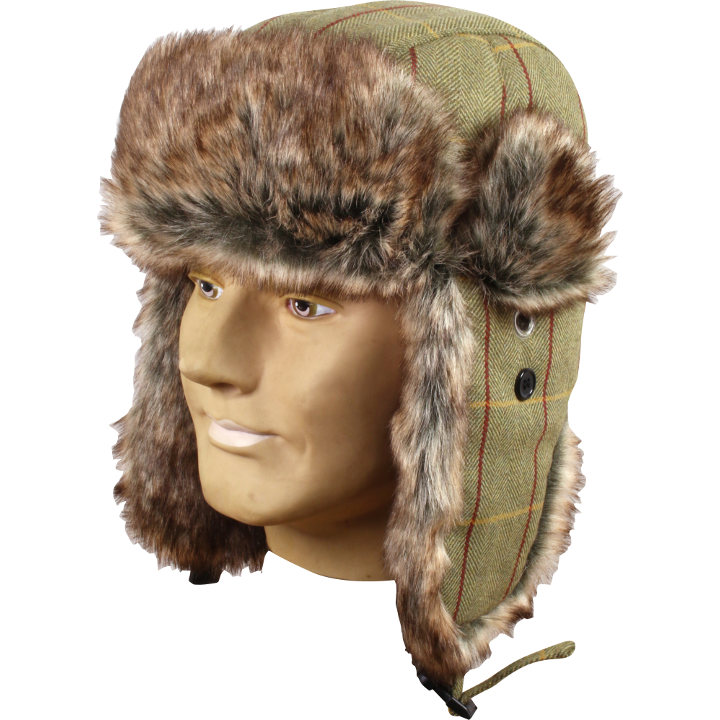 Jack Pyke - Wool Blend Trapper Hat