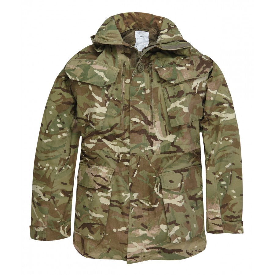 Genuine Issue British Army MTP PCS Windproof Smock Super Grade 1