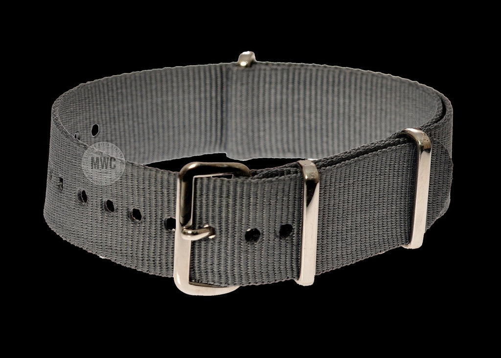 MWC Watch Strap - 18mm - NATO Military Ballistic Nylon Webbing
