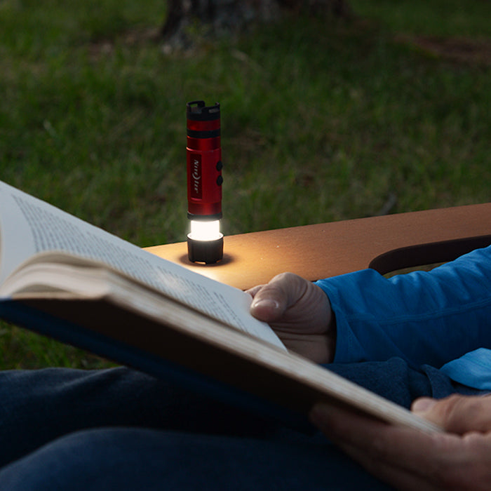 Nite Ize Radiant® 3-in-1™ LED Mini Flashlight