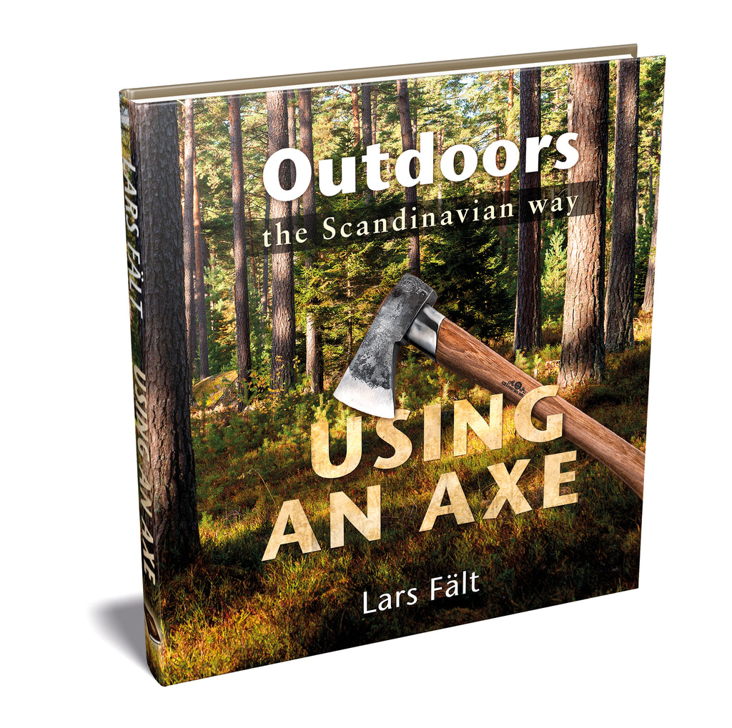 Caastrom Outdoors the Scandinavian Way - Using an Axe Lars Falt