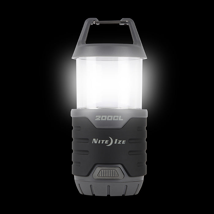 Nite Ize Radiant® 200 Collapsible Lantern + Flashlight - 200 Lumens