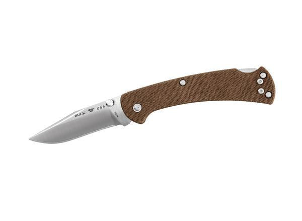 Buck - Ranger Slim Knife (Pro) - Brown