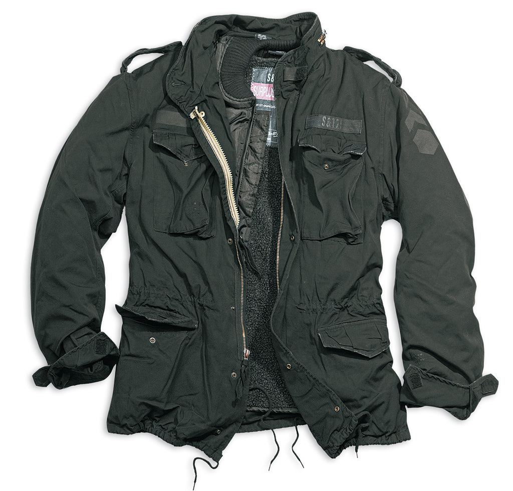 Surplus Tex M65 Regiment  Jacket