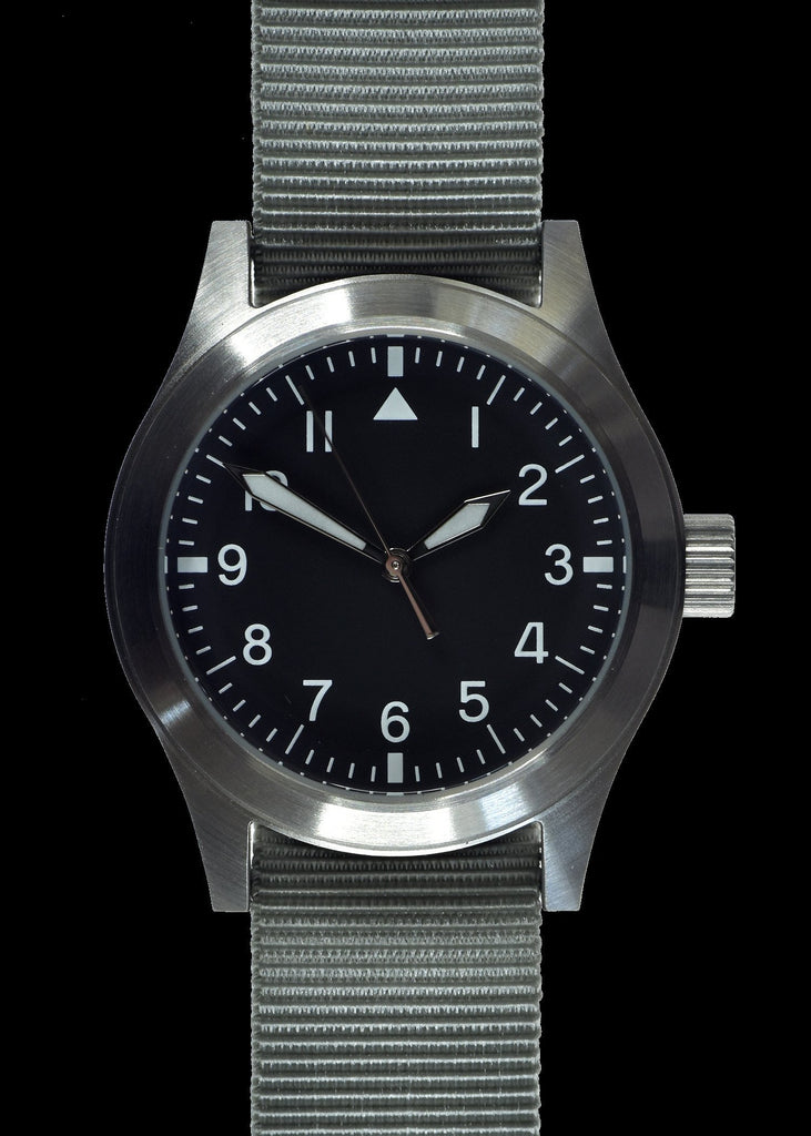 MWC Classic Watch - Limited Edition Classic 100m Water Resistant General Service Watch, 24 Jewel Automatic Movement (Unbranded)