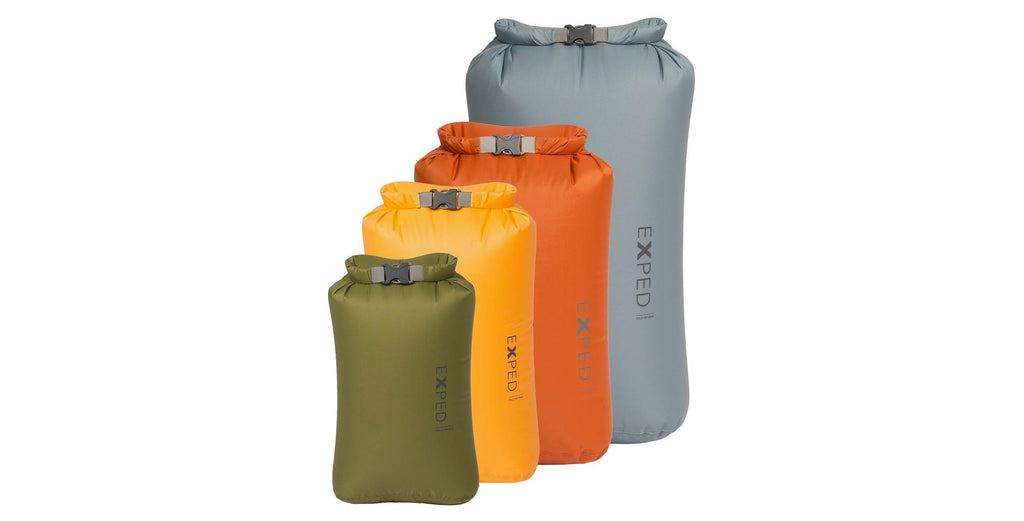 Exped Fold Dry Bag Multi Pack