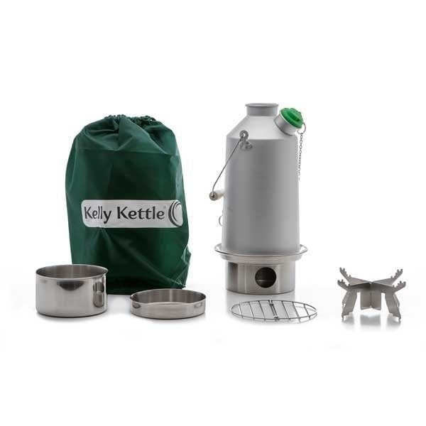Kelly Kettle Base Camp Aluminium Basic Kit