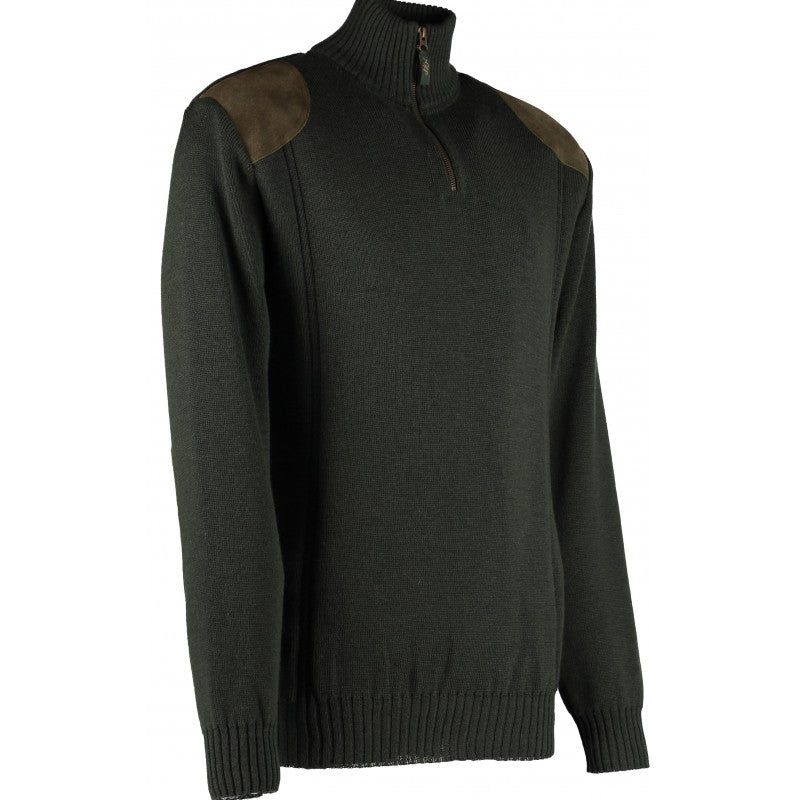 Bosworth Quarter Zip Sweater