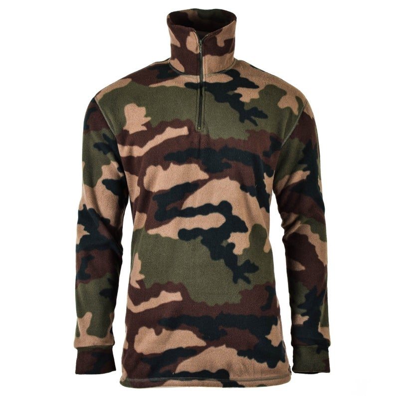 French-Army-Camo-Fleece Brand New