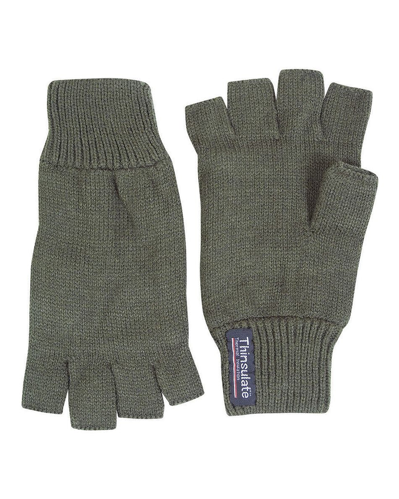 Jack Pyke - Fingerless Mitts - Thinsulate