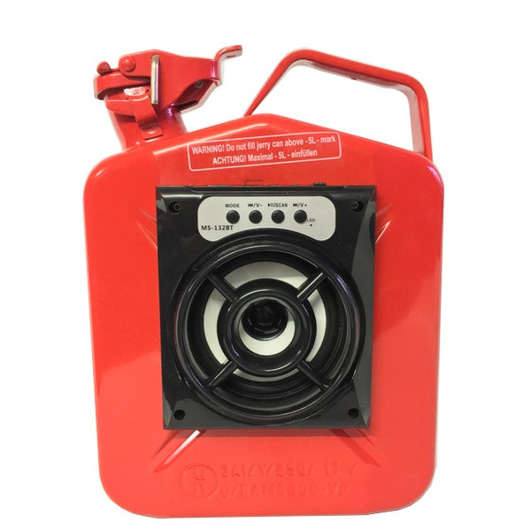 Custom Jerry Can Bluetooth Mobile Speaker