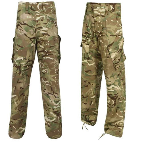 British Army Issue MTP PCS Combat Trousers Super Grade 1