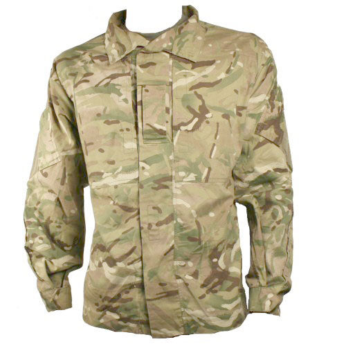 Genuine Issue British Army MTP PCS Combat Shirt Super Grade 1
