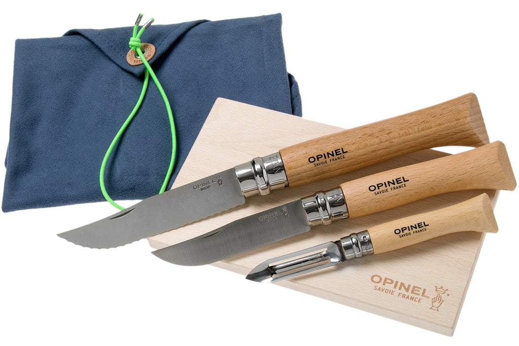 Opinel Nomad Picnic  Cooking Kit