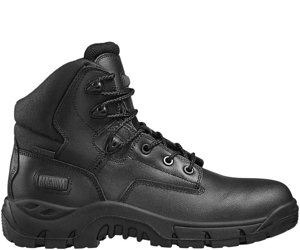 Magnum Precision Sitemaster Leather Composite Toe & Plate Boot