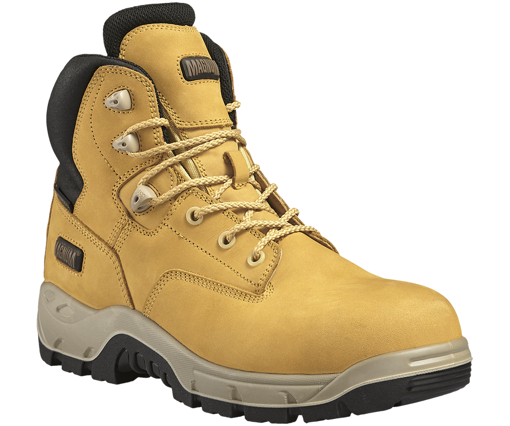 Magnum Precision Sitemaster Suede Leather Composite Toe & Plate Boot