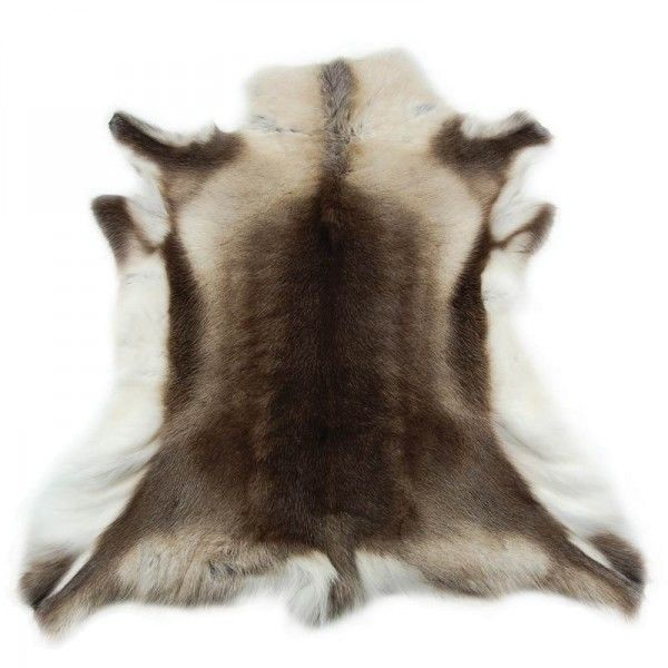 Reindeer Tanned  Hide