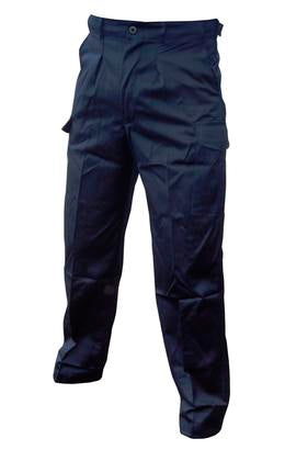 Royal Navy No 4 Combat Trouser Ex Issue