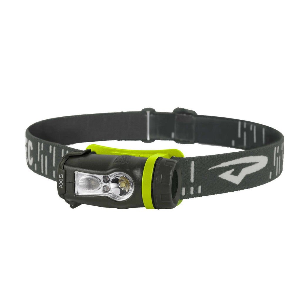 Princeton Tec Axis Rechargeable LED Head Torch