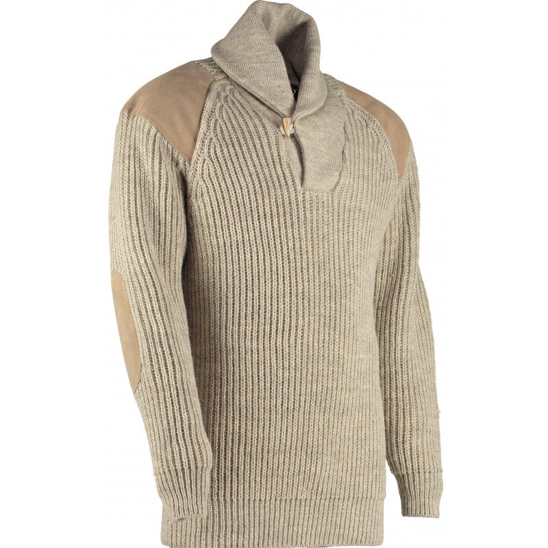 Sandringham Shawl Collar Sweater