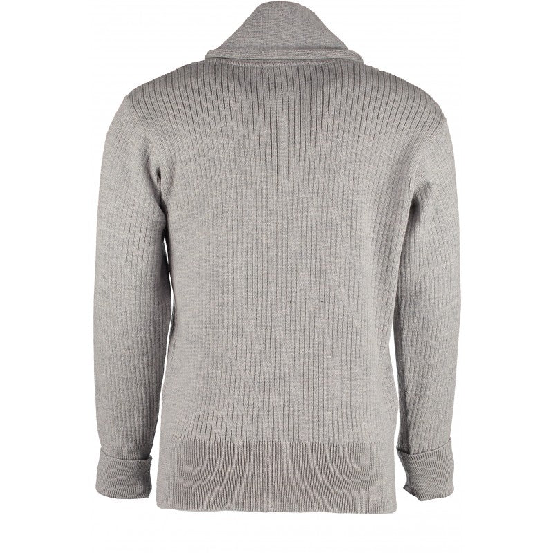 Solent Shawl Collar Sweater