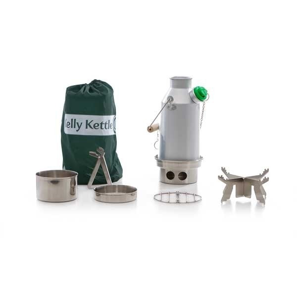 Kelly Kettle Trekker Kettle Aluminium Basic Kit