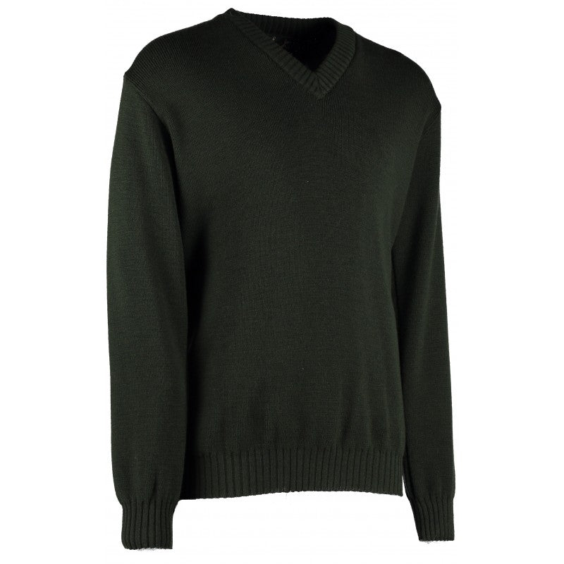 Hardwick Vee Neck Sweater