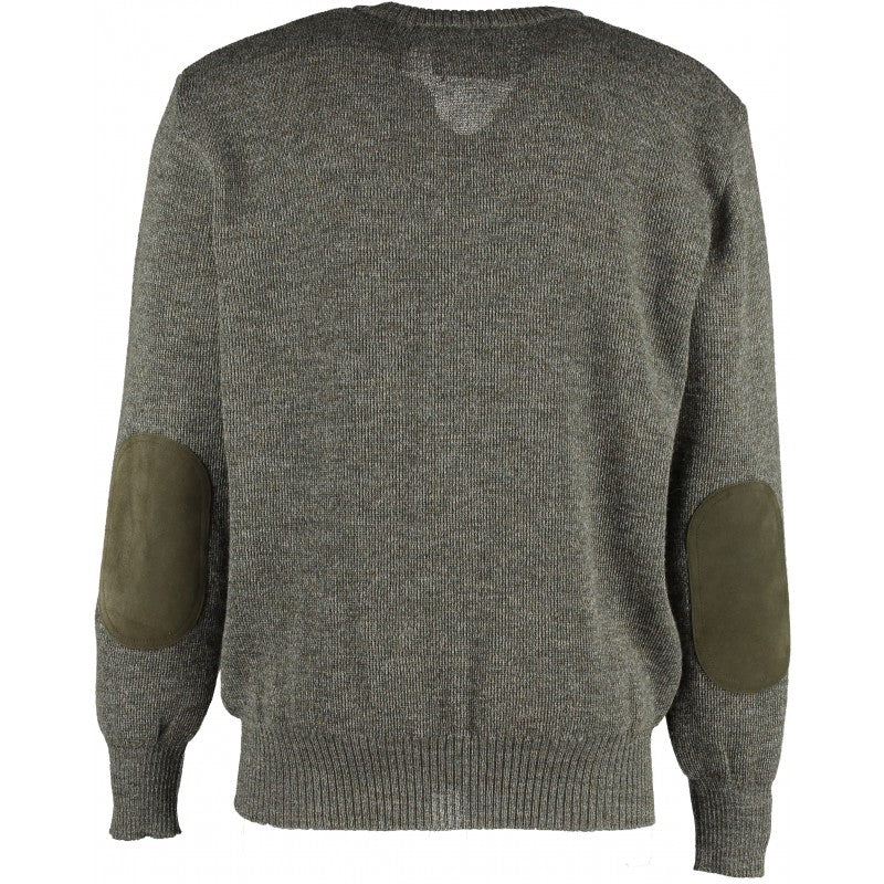 Blenheim Vee Neck Shooting Sweater