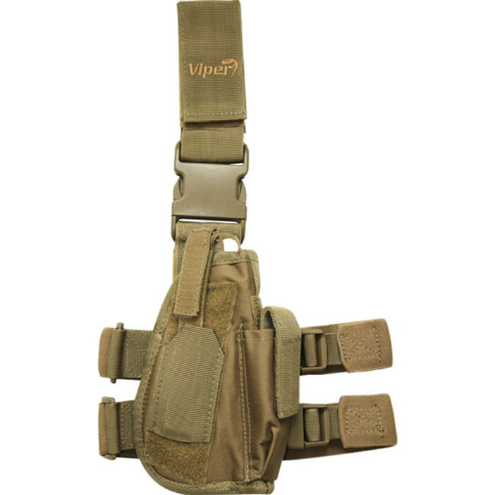 Viper Tactical Leg Holster Right Handed