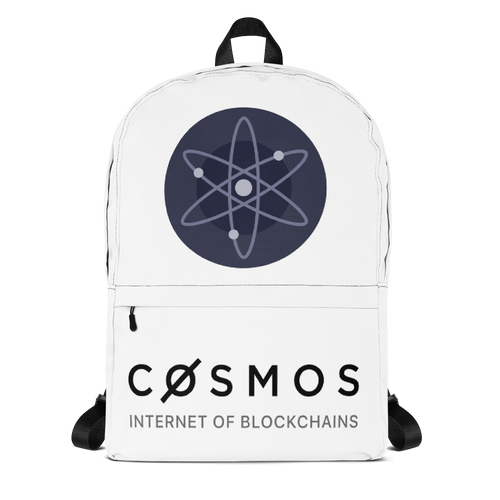 Backpack Cosmos White