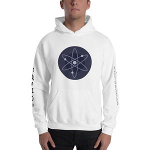 Hoodie Cosmos White