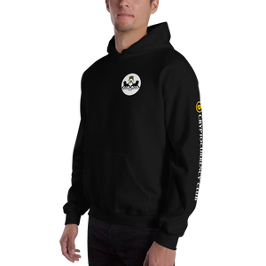 Cryptocurrency Club Hoodie (Personalizable)