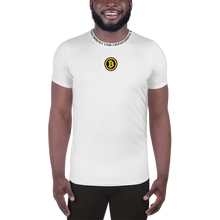 Load image into Gallery viewer, Cryptocurrency Club Athletic T-Shirt