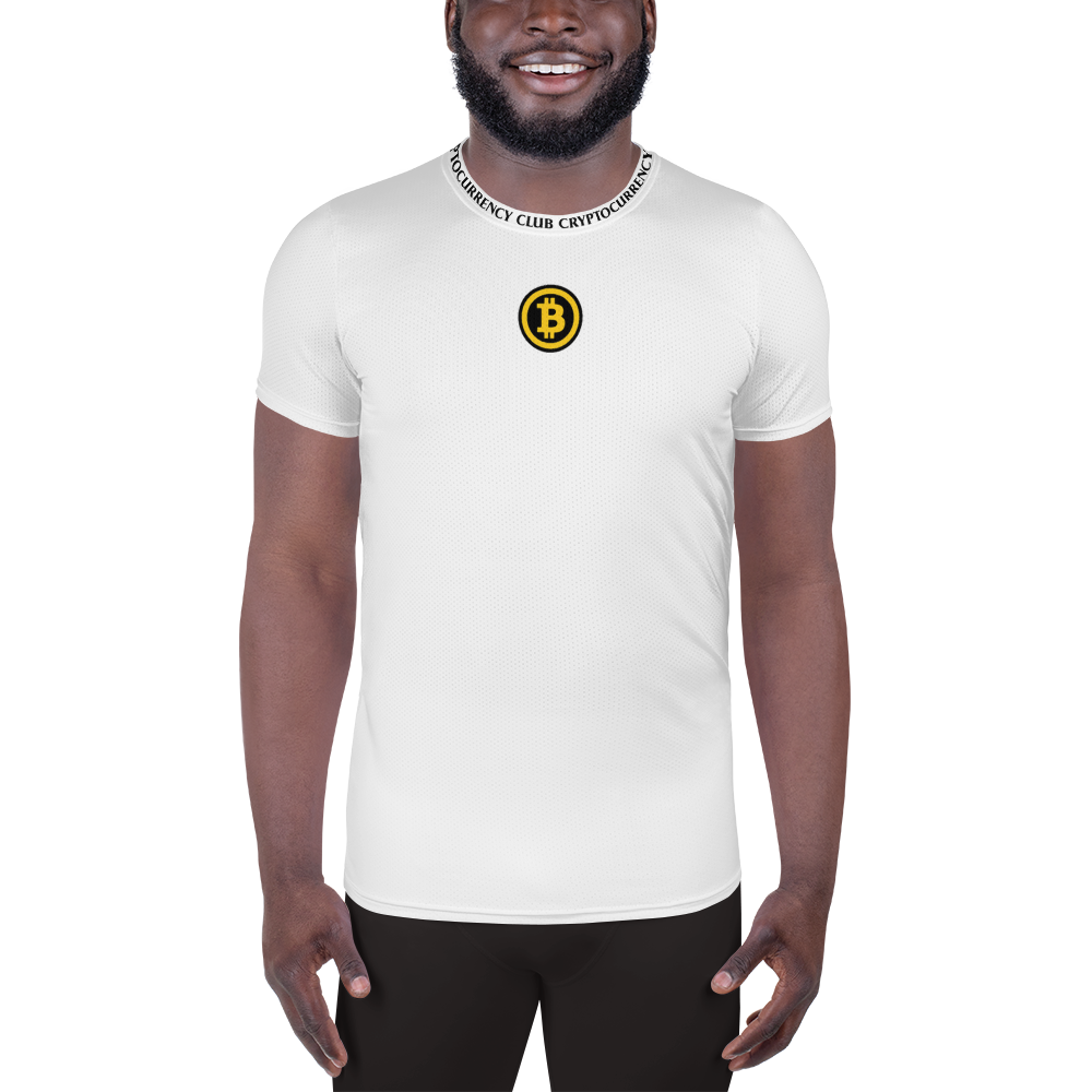 Cryptocurrency Club Athletic T-Shirt