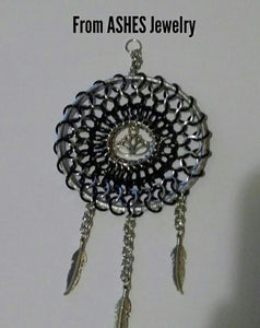 Lotus Chain Dream Catcher