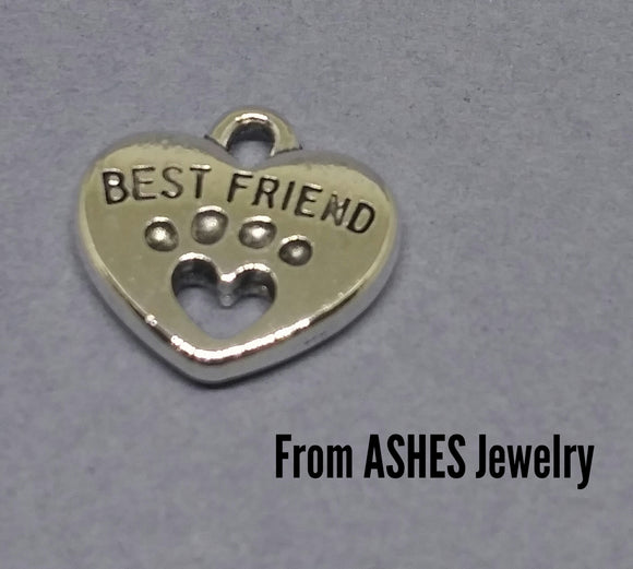 Best Friend Charm