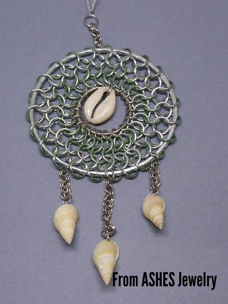 Sea Shell Dream catcher