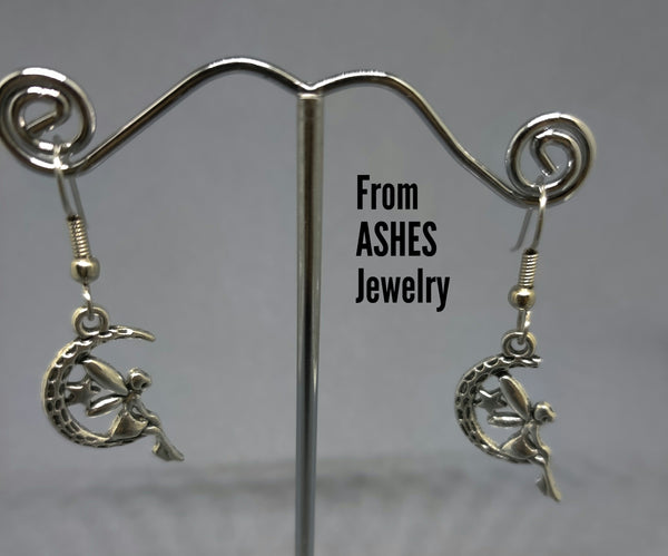 Fairy Moon Earrings