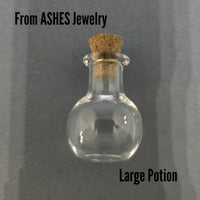 Fairy Dust Large Potion Bottle