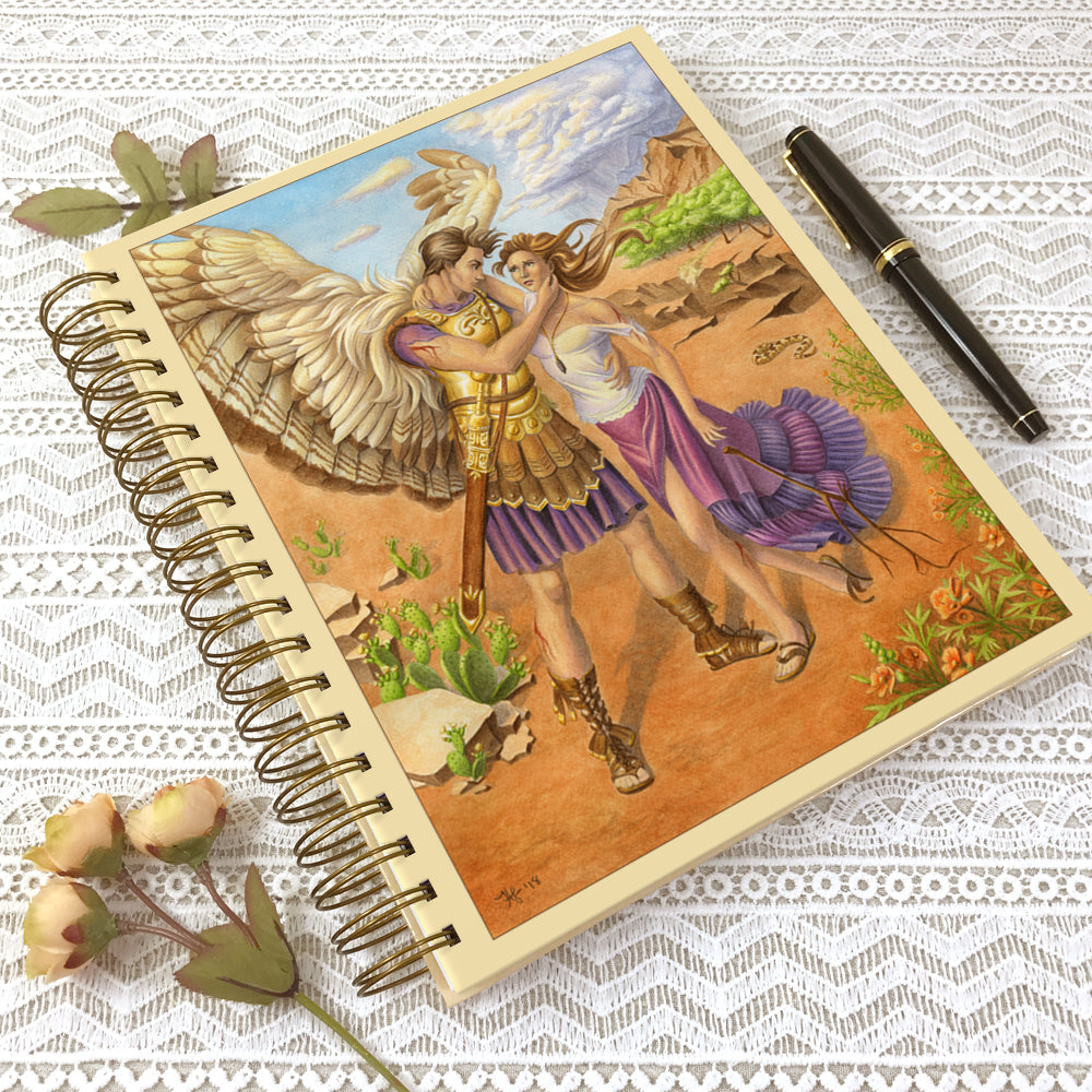 Archangel Gabriel Dream, Prayer Journal