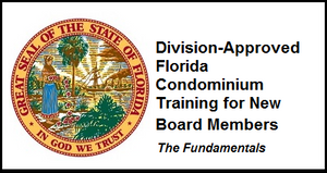 "Condominium Operations: A Primer for Board Members <span style=""color: #ff9900;""><em>*Includes 2019 Legislative Summary</em></span>"