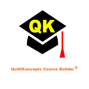 "<span style=""color: #ff9900;""><strong>QuiKKoncepts Course Builder®</strong></span><br><br>"