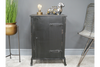 Industrial Bedside Cabinet to keep essential items
