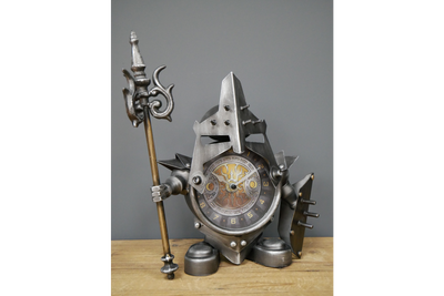 Warrior Clock to inspire you