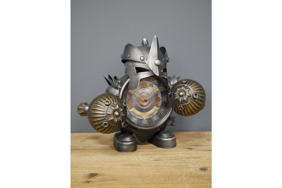 Warrior Clock for encourage you