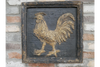 Wall Decoration – Cockerel for honesty and beauty