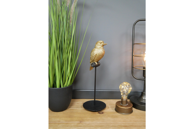 Bird on Stand for spiritual realms